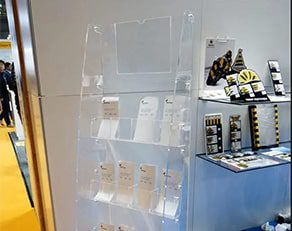astariglas acrylic for application area retail and display pop